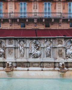 Piazza del Campo - due giorni in toscana