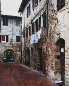 San Gimignano - due giorni in toscana