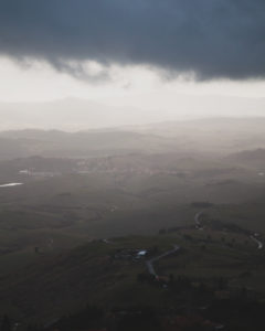 Crete Senesi - due giorni in toscana