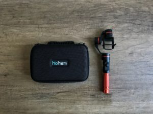 recensione-gimbal-hohem-h5g-pro-07